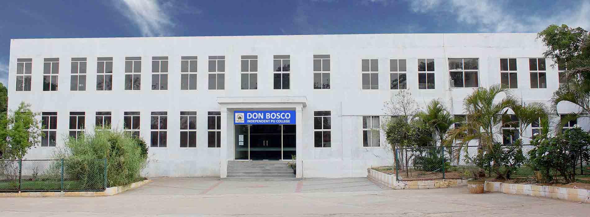 Collège Don Bosco: Best PU Colleges In Bangalore- DBIPUC Mysore Road Bangalore
